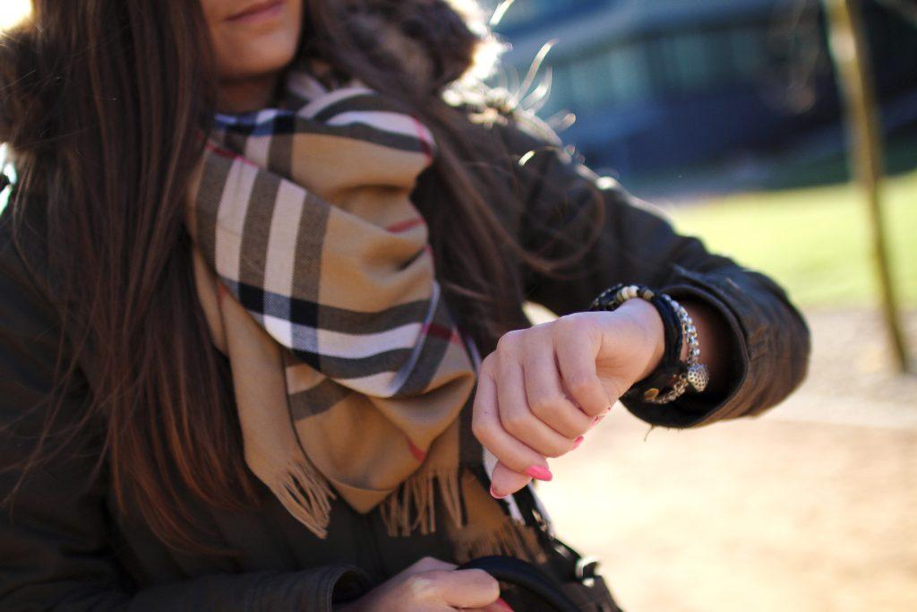 Negativ stress er ofte skabt af bekymringer om fortid eller fremtid